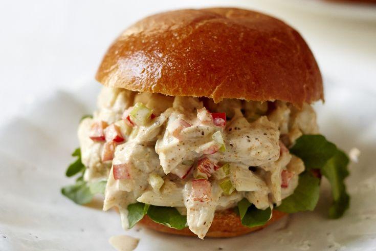 Crab Salad Sandwich with Old Bay Dressing | Giada de laurentiis ...