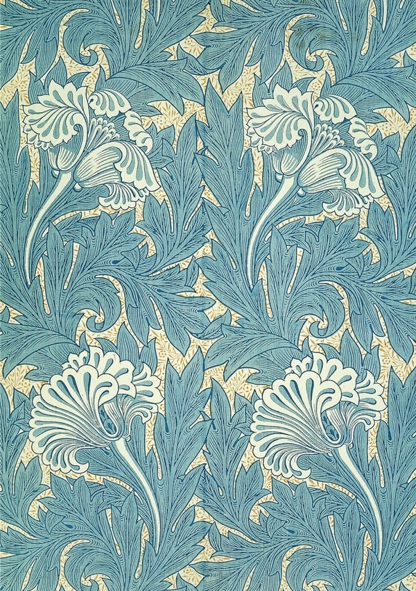 berengia:    William Morris