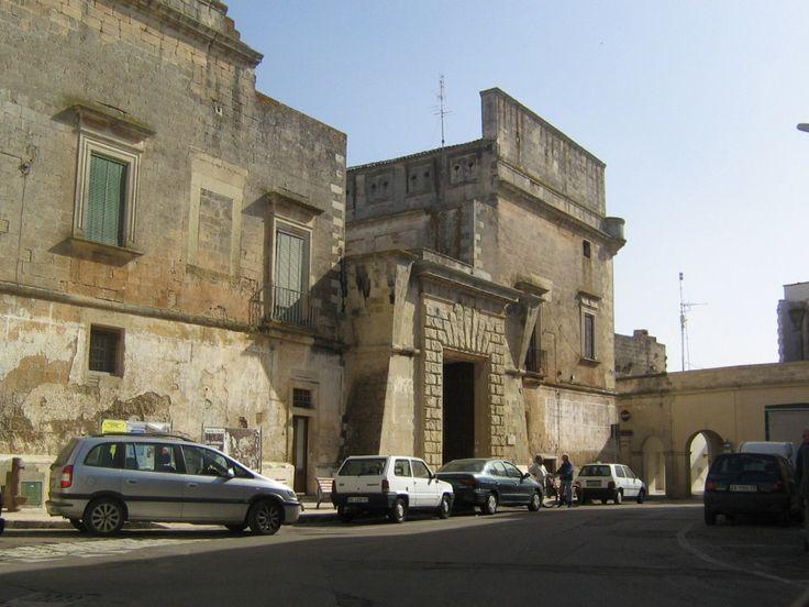 Castello Marchesale Granafei di Cannole su 365giorninelsalento.it