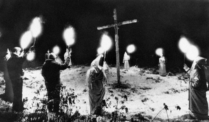 Ku Klux Klan announces Trump victory parade in North Carolina - AOL News