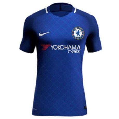 Nueva Camiseta Primera Tailandia del Chelsea 2017 2018 | outlet españa