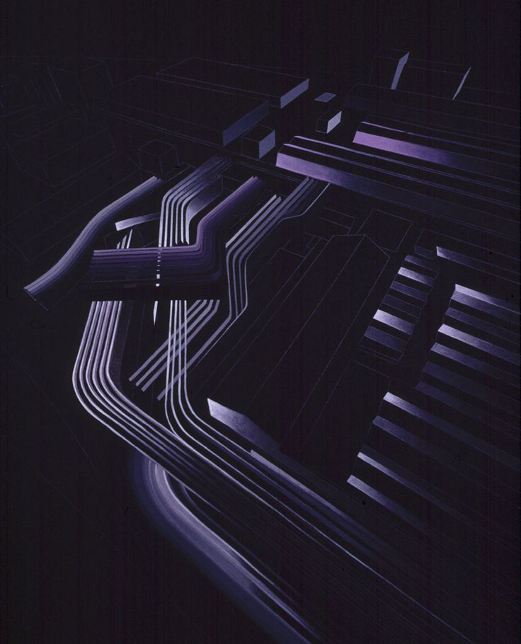 Gallery of The Creative Process of Zaha Hadid, As Revealed Through Her Paintings - 33