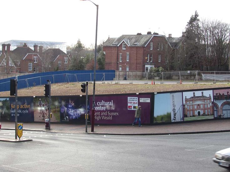 Fresh doubts about development of cinema site as sale signs go up again | Times of Tunbridge Wells