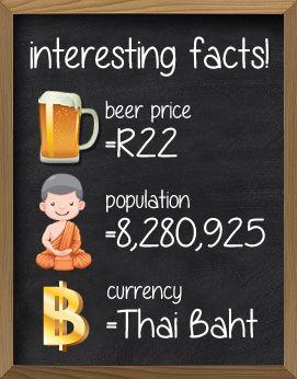 #Bangkok #Travel #InterestingFacts