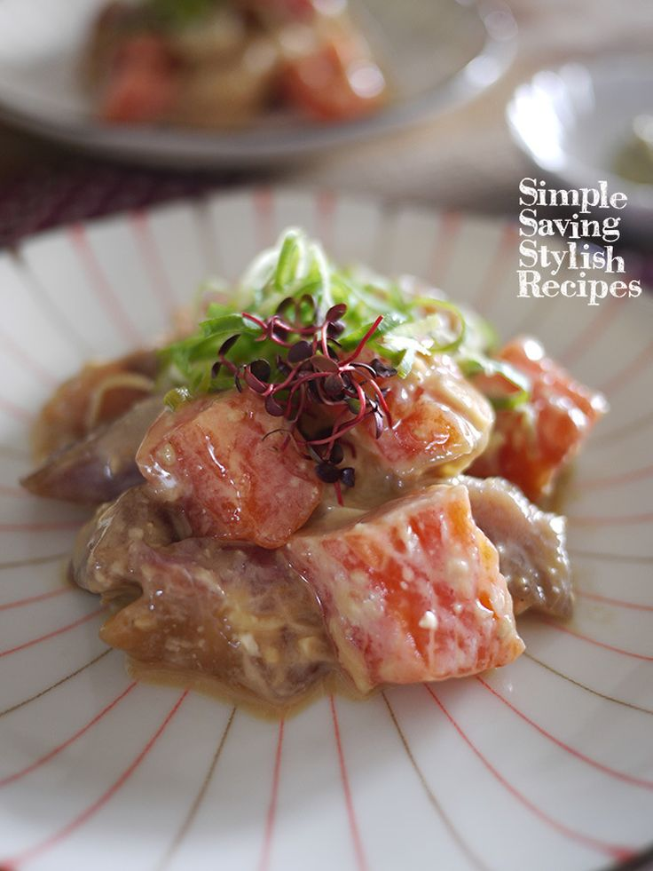 簡単!節約!切り落とし魚の海鮮胡麻味噌和え(海鮮茶漬けも) by SHIMA /…