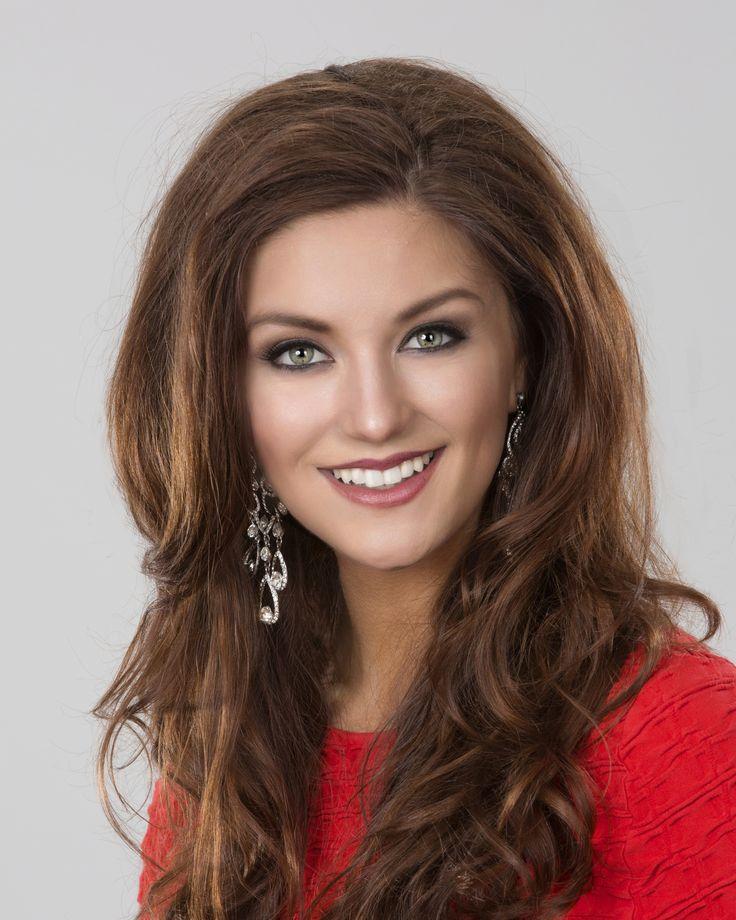Miss Nebraska 2014 Megan Swanson  http://www.missamerica.org/competition-info/national-contestants.aspx?state=Nebraska&year=2015&GO=GO!
