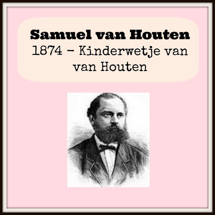 1874, het kinderwetje van van Houten http://maaikezijm.com/2014/02/22/industriele-revolutie-kinderarbeid/