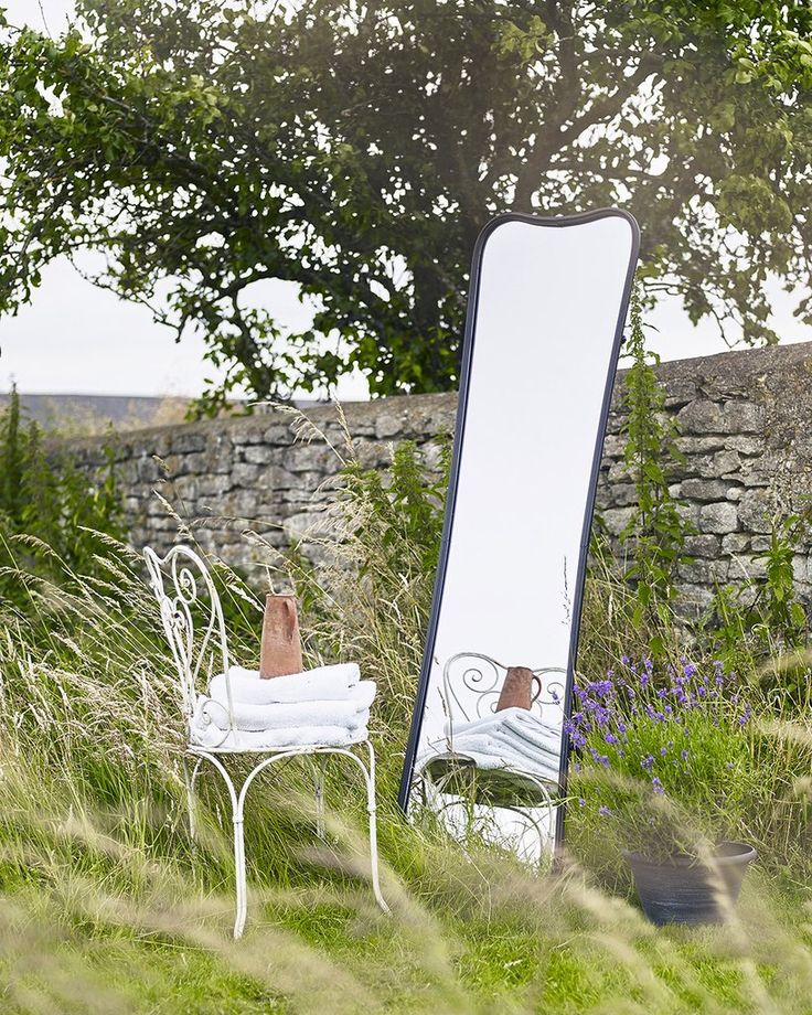 mirrordeco.com — Psyche - Full Length Mirror with Stand H:174cm