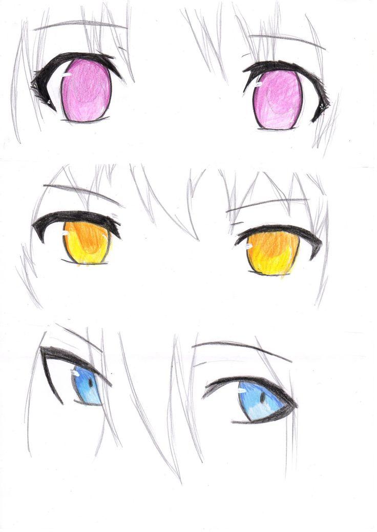 noragami eyes - Google Search
