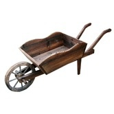 Found it at Wayfair - Wheel Barrow Rectangular Planter