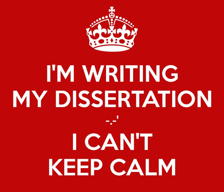 Doctoral dissertation write help to success