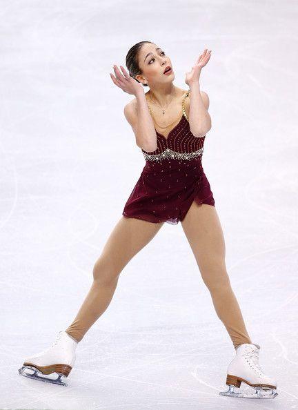 110 Best Images About Red Figure Skating Dress On Pinterest Yulia Lipnitskaya Ice Dance