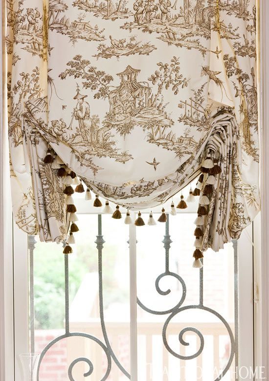 Top Off The Look: Pelmets, Cornice Boards And Valances | Places in ...