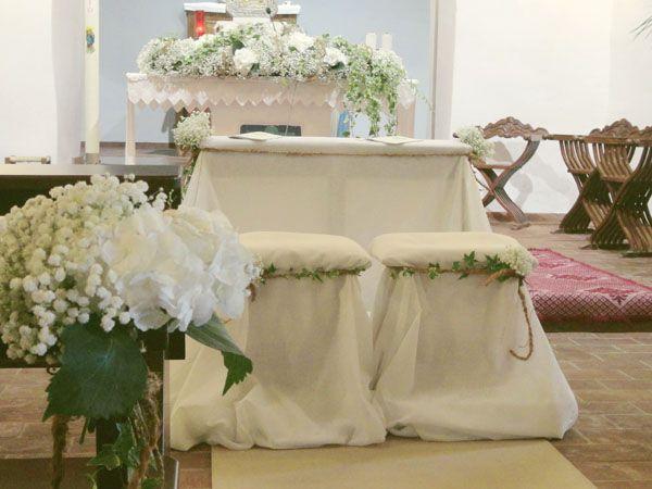 Tessuti naturali per un matrimonio in verde: Alice e Carlo | Wedding Wonderland