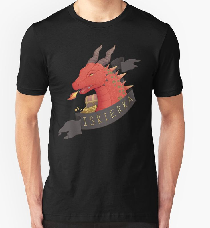 """Temeraire - Iskierka"" T-Shirts & Hoodies by deerinspotlight 