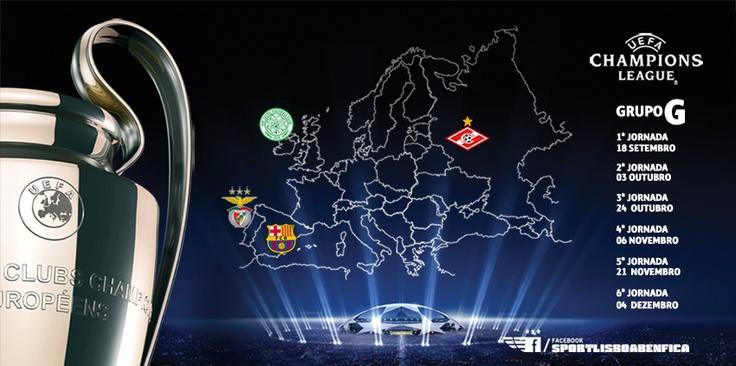 Grupo G - Champions League