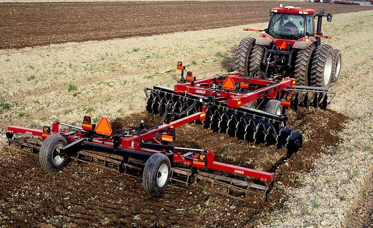 Offset Disk Harrow Tillage Equipment Case Ih Farming