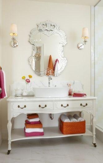 11 maneras de decorar tu baño con mucho estilo
