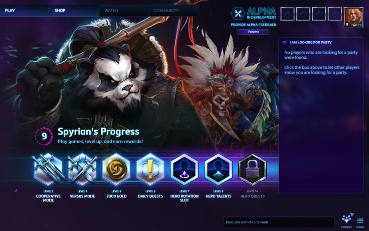 Heroes of the Storm: Blizzard