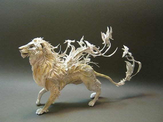 Incredible Sculptural work!!!!     CUSTOM ORDER  Personal Creature large by creaturesfromel on Etsy, $225.00