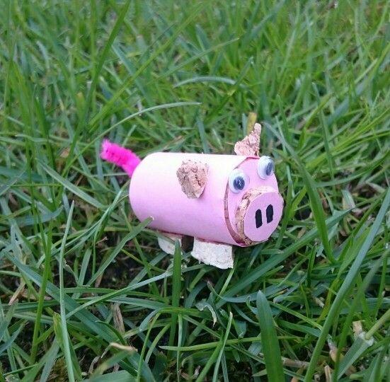 #Cork #wine #pig #pet #pets #diy