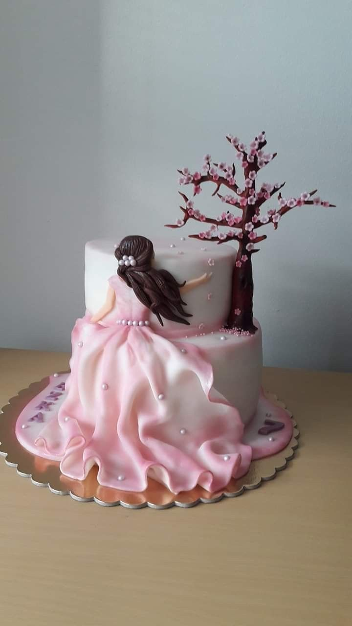 Wunderschonen Schone Kuchen Wunderschonen Schone Baby Shower Ideen Schone Kuchen Lustige Kuchen Barbie Kuchen