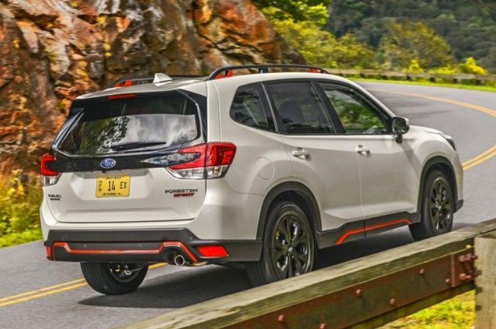 2020 Subaru Forester Limited News Release Date Price New Automotive Trends Subaru Forester Subaru Toyota Prius