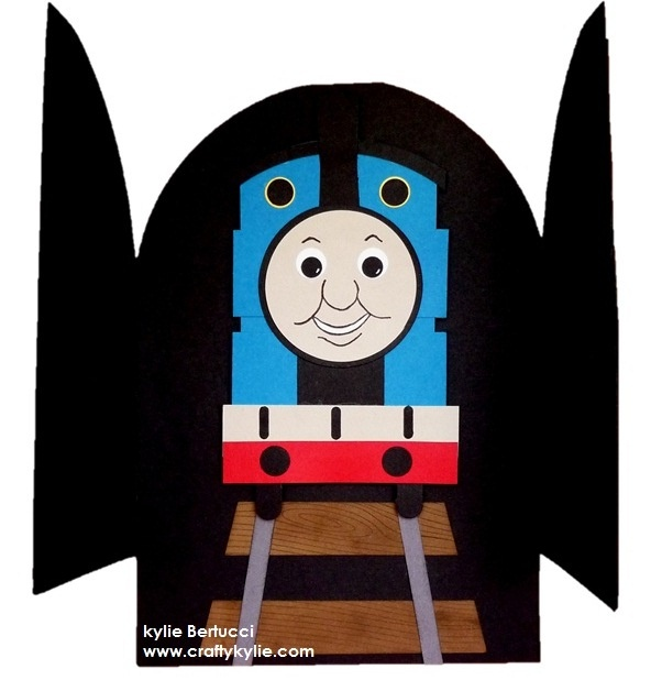 Thomas The Tank Engine Cake Tin Australia