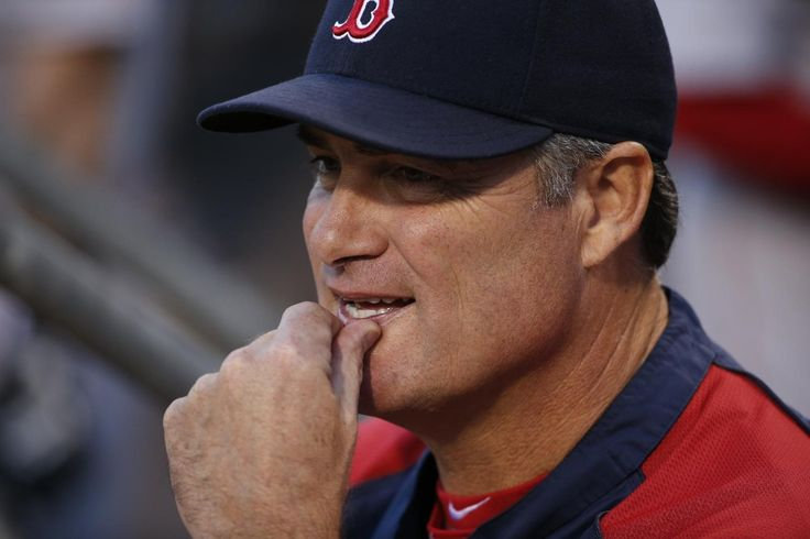 AWESOME NEWS!!! The Boston Red Sox announced Thursday that manager John Farrell's cancer was in remission.