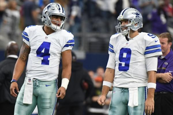 The Sports Xchange Former Dallas quarterback Troy Aikman weighed in on Jerry Jones comments about Tony Romo possibly replacing rookie Dak…
