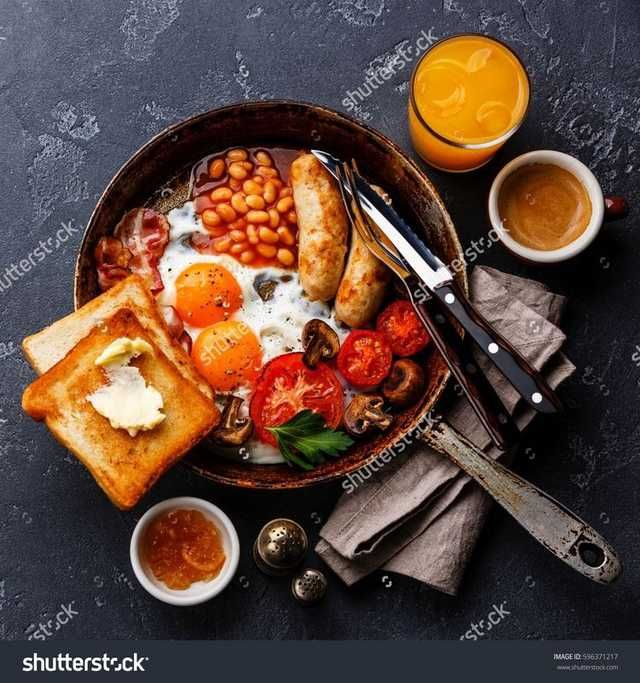 Remember Britain In Our Time Of Need We Must Gorge Ourselves In The Morning Cafe Food Cooked Breakfast Breakfast Recipes