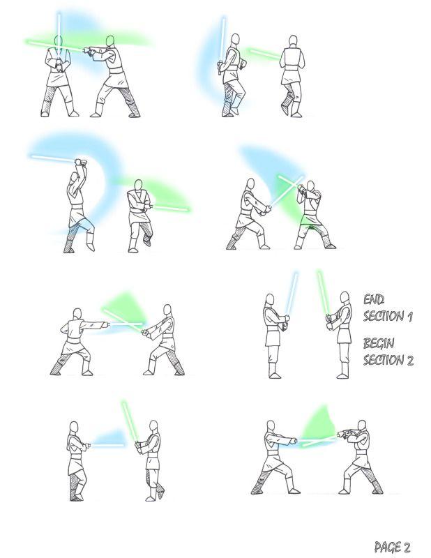 7 forms of lightsaber combat pdf