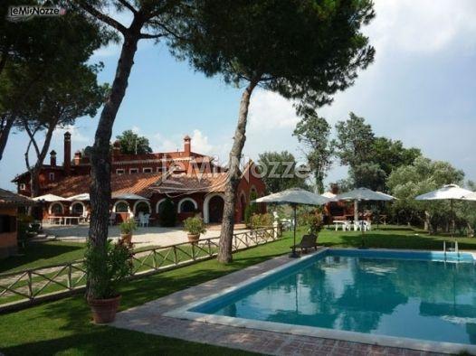 http://www.lemienozze.it/operatori-matrimonio/luoghi_per_il_ricevimento/borgo_di_torre_guidaccia/media  Location matrimonio con ampia piscina