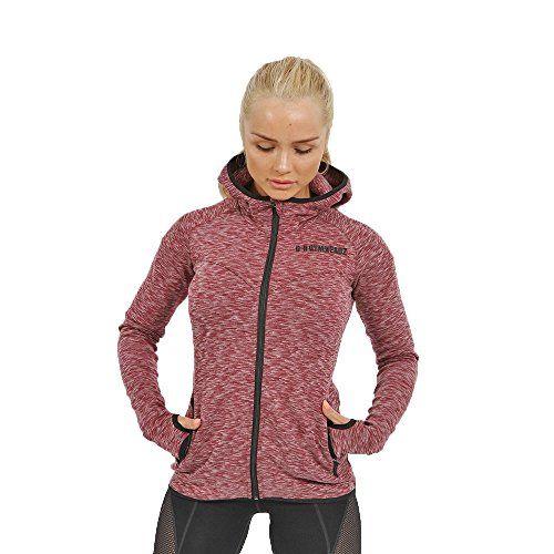 Gymheadz Womens Sportswear Full Sleeve Zip up Cintra Therm-Tec Hoodie - Dark Red Marl No description (Barcode EAN = 8438533552239). http://www.comparestoreprices.co.uk/december-2016-4/gymheadz-womens-sportswear-full-sleeve-zip-up-cintra-therm-tec-hoodie--dark-red-marl.asp