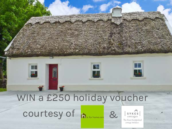 Visit @hisforhome to #win a £250 holiday voucher from @sykescottages #competition #giveaway #comp