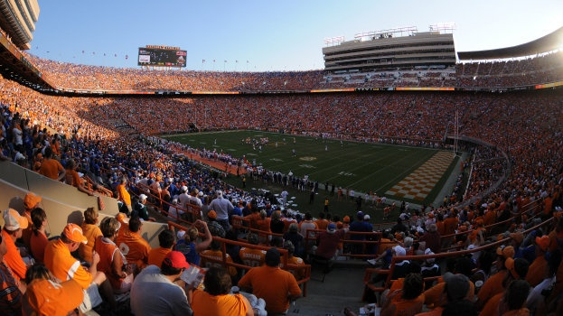 here's to wishing every saturday was a saturday down south <3 #go vols #sds