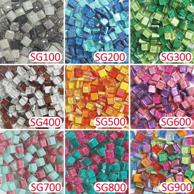 Cheap tiling suppliers, Buy Quality glass glass directly from China hobby diy Suppliers: 200 gram / 205 pcs 1CM 3/8 inch Square Glitter Mosaic Loose Crystal Mosaic Tile, DIY Hobbies, Mosaic Art Material Supplier Glass