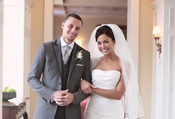 Stephen Curry Spouse