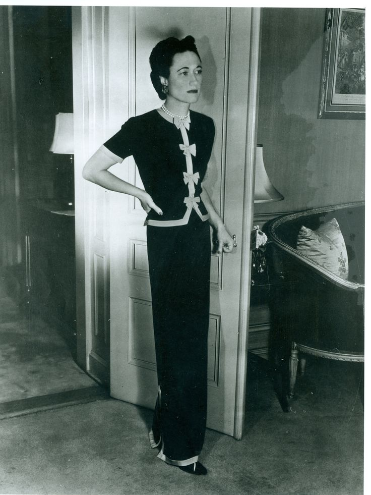 141 best Duchess of Windsor Wallis Simpson images on ...