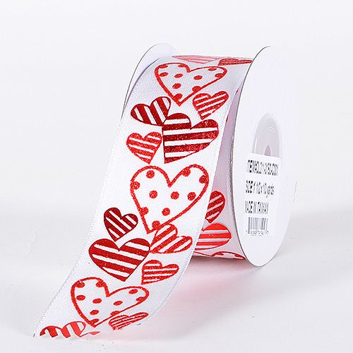 Red Colored #Valentine_Ribbon 1-1/2 Inch x 10 Yards  http://ribbons.cheap/product/red-valentine-ribbon-1-12-inch-x-10-yards/