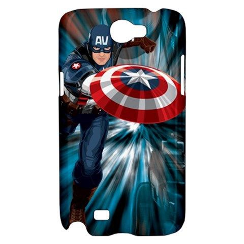 Captain America Samsung Galaxy Note 2 Hardshell Case Cover