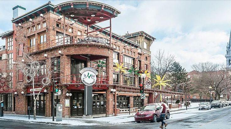 Le Bourbon: immeuble à vendre pour 8,5 millions $ | Galeries d'images | argent | Canoe.ca