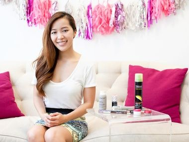 michelle phan's tips for what to take on a beach vacation