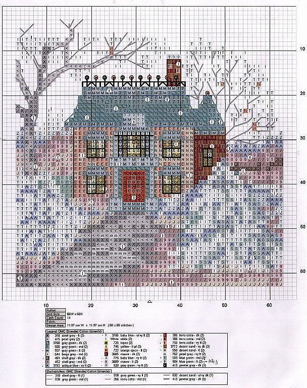 Just Cross Stitch Patterns (1692 p.) | Learning Crafts is facilisimo.com