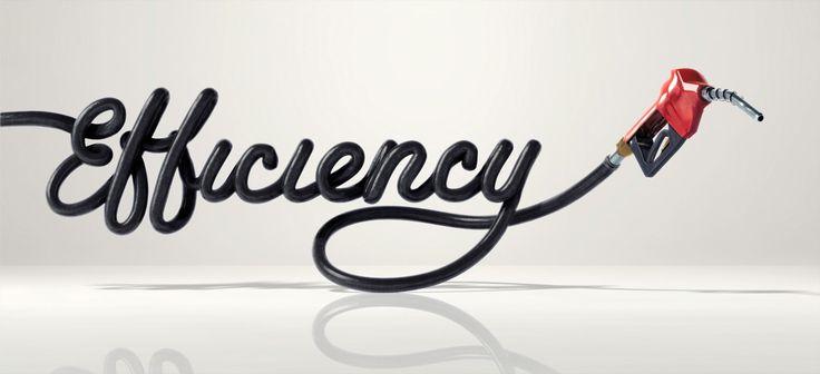 Toyota: Efficiency: Typography 3D, Prints Observed, Cars, Art, Graphics Design, Blog, Medium, Prints Ads, Gas Pumps