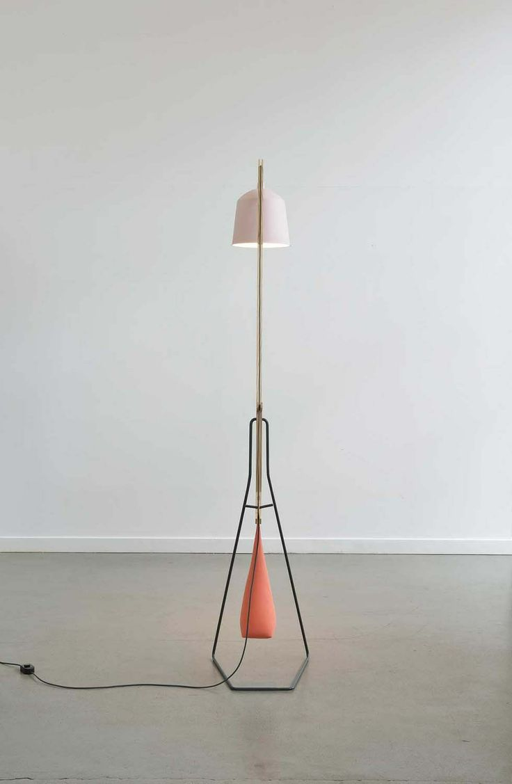 A Floor Lamp By Aust And Amelung #design #lamp #lighting #morfae Http Awesome Design
