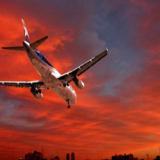 LAN plane: Jets Aircraft, Aviator Geek, Sunsets, Colors, Lan Planes, Aircraft Pictures, Photo Galleries, Pretty Pictures, Air Travel