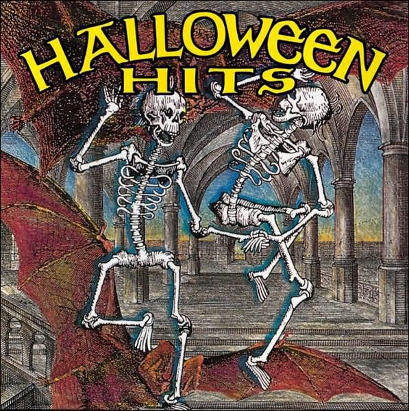 The Best Spooky, Silly, Creepy, and Rockin' Halloween Songs for Children: Rhino Records - 'Halloween Hits' (1991)