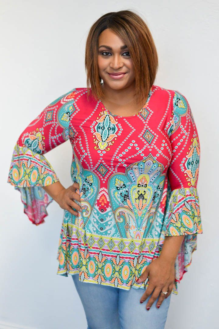 One Faith Boutique is a women's trendy clothing boutique specializing in clothes for women of all shapes and sizes. Curvy women, Size 12-20, will be blown away with our latest styles. Christian women will love our scripture-inspired graphic tees. Check out our full line of fun fashions.