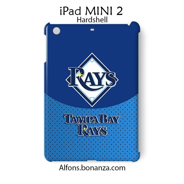 Tampa Bay Rays iPad MINI 2 Case Cover Hardshell